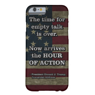 PRES45 HOUR OF ACTION BARELY THERE iPhone 6 CASE