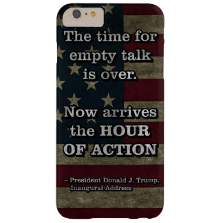 PRES45 HOUR OF ACTION BARELY THERE iPhone 6 PLUS CASE