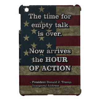 PRES45 HOUR OF ACTION COVER FOR THE iPad MINI