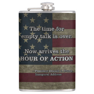 PRES45 HOUR OF ACTION FLASK