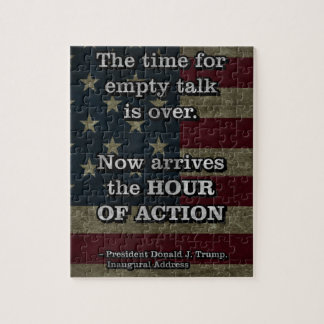 PRES45 HOUR OF ACTION JIGSAW PUZZLE