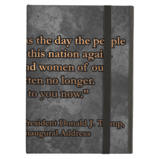 PRES45 JANUARY 20TH CASE FOR iPad AIR
