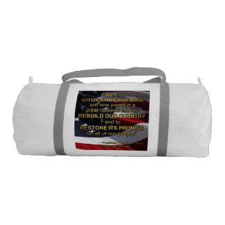 PRES45 NATIONAL EFFORT GYM BAG