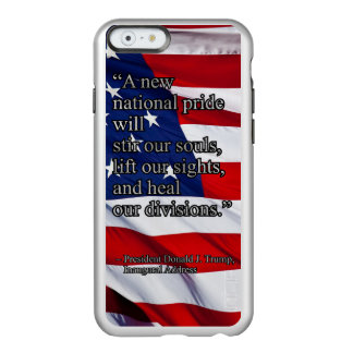 PRES45 NATIONAL PRIDE INCIPIO FEATHER® SHINE iPhone 6 CASE