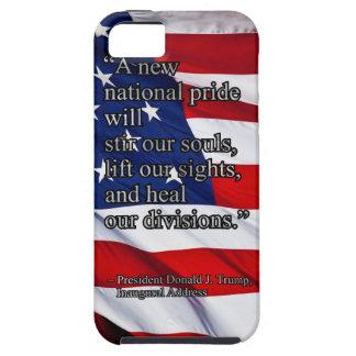 PRES45 NATIONAL PRIDE iPhone 5 CASE