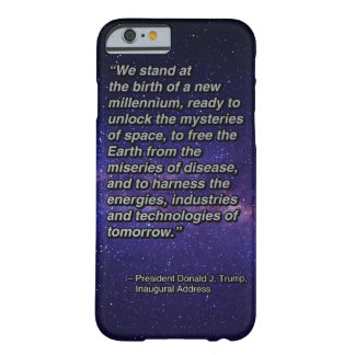 PRES45 NEW MILLENNIUM BARELY THERE iPhone 6 CASE