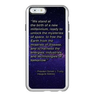 PRES45 NEW MILLENNIUM INCIPIO FEATHER® SHINE iPhone 6 CASE
