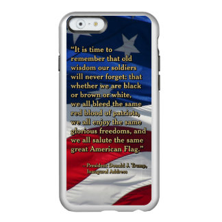 PRES45 OLD WISDOM INCIPIO FEATHER® SHINE iPhone 6 CASE