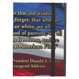 PRES45 OLD WISDOM iPad AIR COVERS
