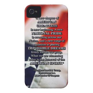 PRES45 RENEWAL OF SPIRIT iPhone 4 COVERS