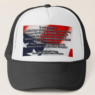 PRES45 RENEWAL OF SPIRIT TRUCKER HAT