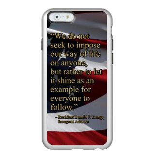 PRES45 SHINE AS EXAMPLE INCIPIO FEATHER® SHINE iPhone 6 CASE