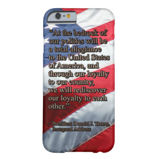 PRES45 TOTAL ALLEGIANCE BARELY THERE iPhone 6 CASE