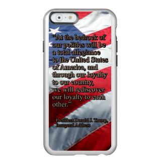 PRES45 TOTAL ALLEGIANCE INCIPIO FEATHER® SHINE iPhone 6 CASE