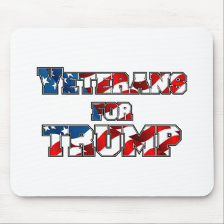 PRES45 VETARANS FOR TRUMP MOUSE PAD
