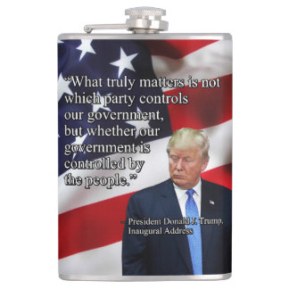 PRES45 WHAT TRULY MATTERS FLASKS