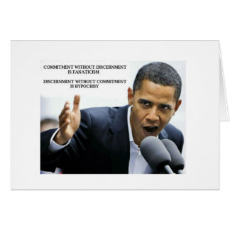 PRES. OBAMA GREETING CARDS
