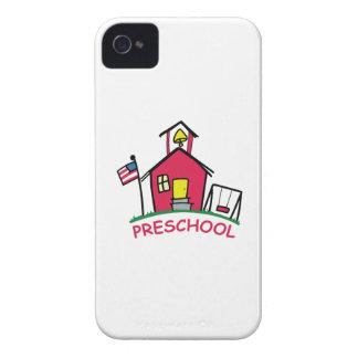 PRESCHOOL iPhone 4 CASE
