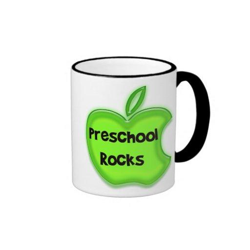 Preschool Rocks Mug
