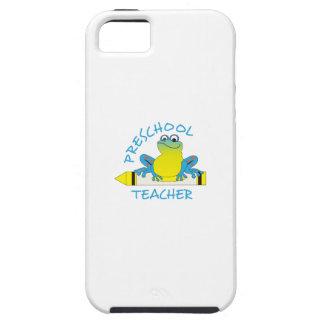 PRESCHOOL TEACHER CASE FOR THE iPhone 5