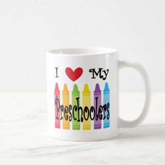 preschool teacher coffee mug