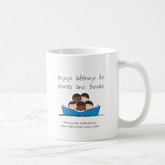 Preschool Teacher Comments Coffee Mugs