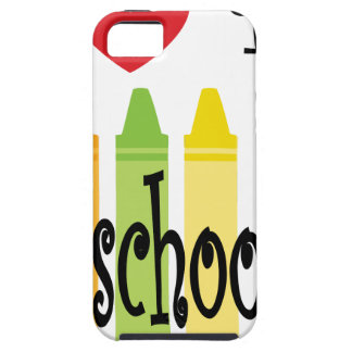 preschool teacher iPhone 5 case