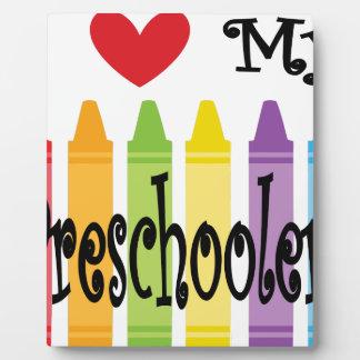 preschool teacher plaque