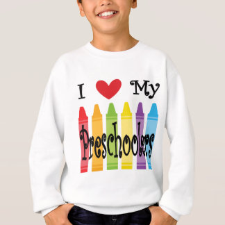 preschool teacher sweatshirt