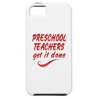 Preschool Teachers iPhone 5 Cover