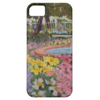 Prescott Park Garden Poppies Portsmouth NH iPhone 5 Covers