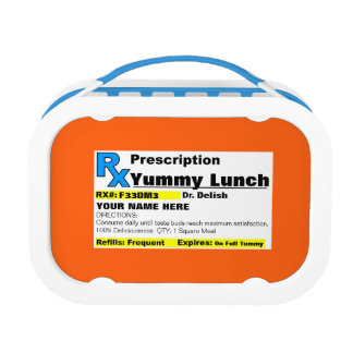 Prescription Lunch Box