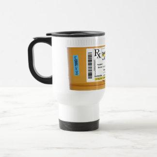 Prescription personnalisable RX de tasse de café