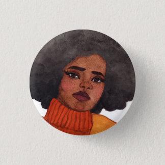 Present 1 Inch Round Button
