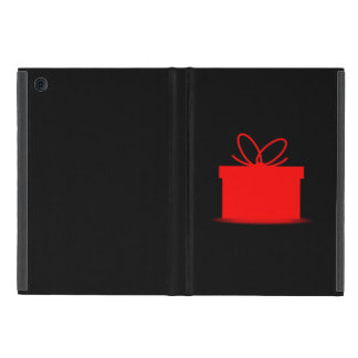 Present In A Red Box iPad Mini Cover