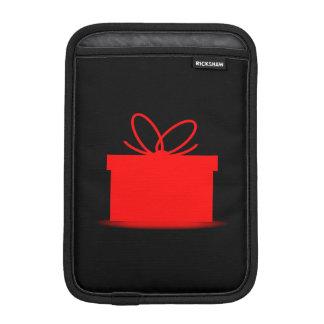 Present In A Red Box iPad Mini Sleeve