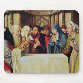 Presentation of Christ in the Temple Mouse Pad