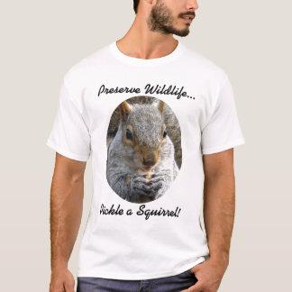 Preserve Wildlife... T-Shirt