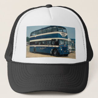 "Preserved Leyland decker owned by """"The Delaine"""" Trucker Hat"
