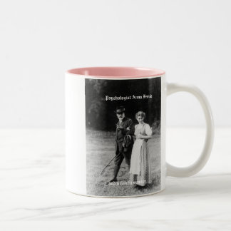 Preserving the History of Women in Psychology Two-Tone Coffee Mug