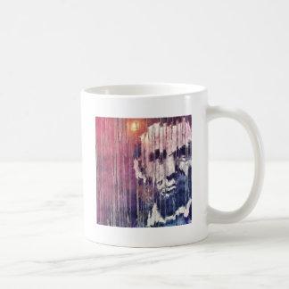 President Abraham Lincoln Abstract Coffee Mug