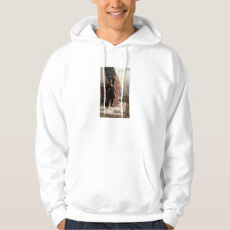 President Abraham Lincoln Giving A Speech Hoodie