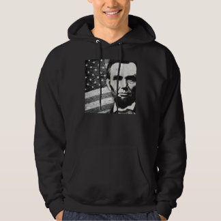 President Abraham Lincoln Hoodie