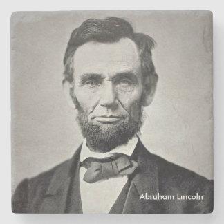 President Abraham Lincoln Marble Coaster Stone Coaster