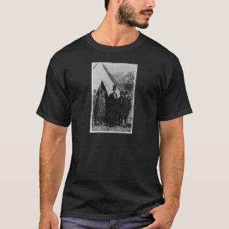 President Abraham Lincoln Visiting Antietam 1862 T-Shirt
