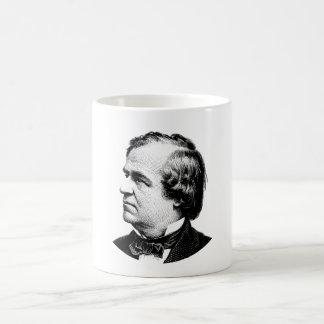 President Andrew Johnson Graphic Coffee Mug