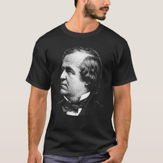President Andrew Johnson Graphic T-Shirt