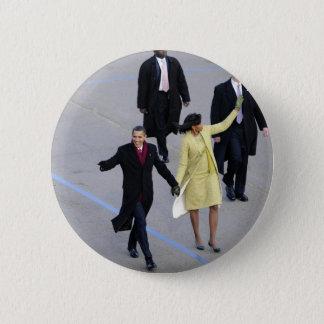 President Barack & Michele Obama 2 Inch Round Button