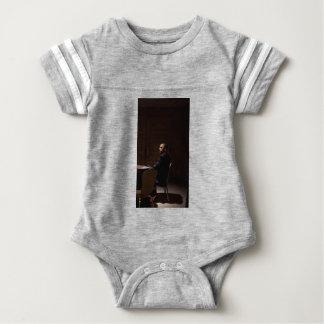 President Barack Obama 12 Baby Bodysuit