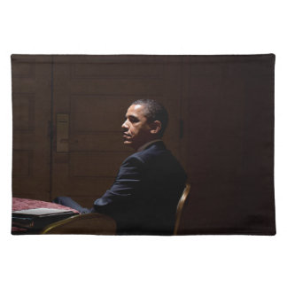 President Barack Obama 12 Placemats